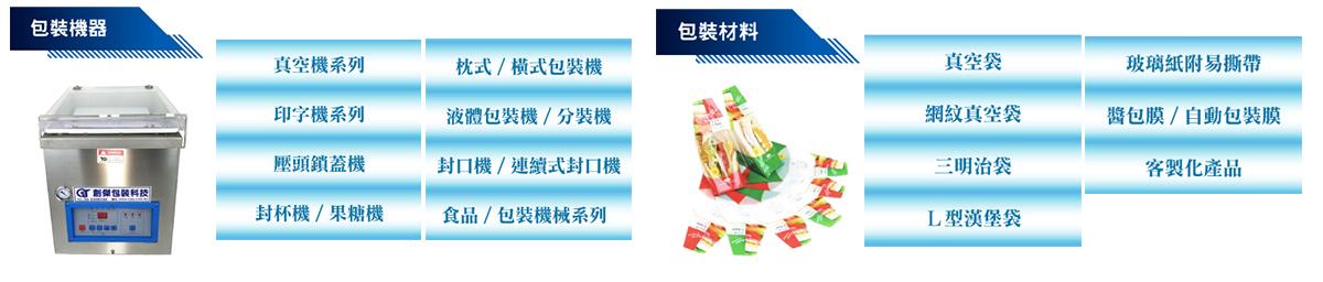 創傑包裝科技